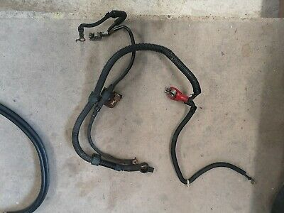 Honda Prelude 5 GEN 96-01 OEM Battery Cable Terminals