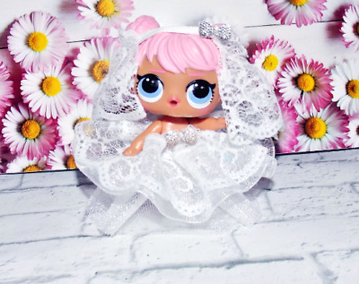 LOL Doll Surprise Big Sister Clothes -  wedding dress for the Big Sister LOL