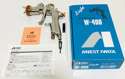 ANEST IWATA W-400-134G 1.3mm Bellaria Classic Spray Gun without Cup From Japan