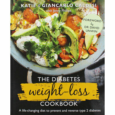 The Diabetes Weight-Loss Cookbook (Hardback), Non Fiction Books, Brand New