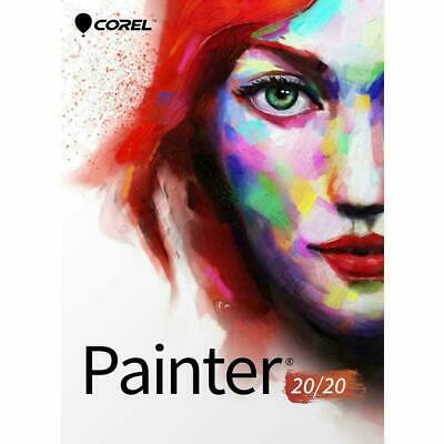 Corel Painter 2020 for Windows 64x - Lifetime Activation