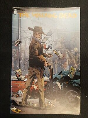 The Walking Dead 15th Anniversary Issue  # 1 Retailer Edition 2018