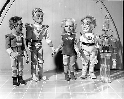 "FIREBALL XL5 10"" x 8"" Photograph"