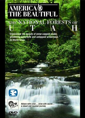 America The Beautiful - The National Forests Of Utah 1994 DVD