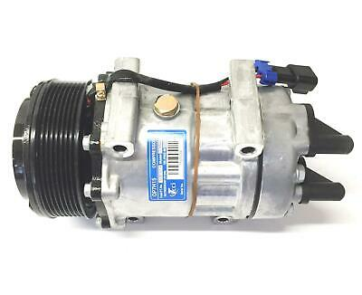 TCCI/International A/C Compressor QP7H15 (QP4544S) NOS