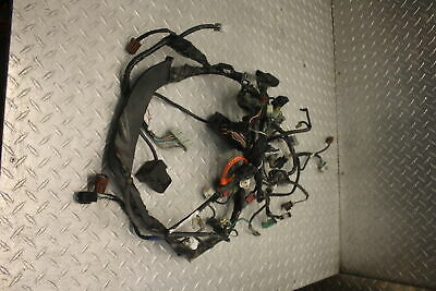 2007 Honda Cbr600Rr Main Engine Wiring Harness Motor Wire Loom