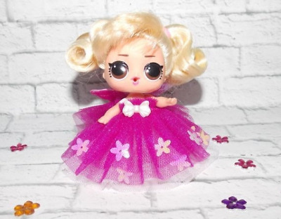 LOL Doll Surprise Big Sister Clothes - fonderfull angel dress with wings and bow