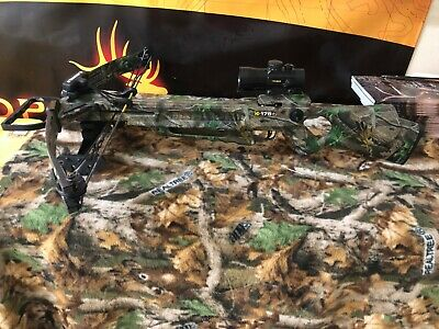 Used! Horton Legend HD 175 Crossbow Package! 305 FPS! (w/Cocking Device)