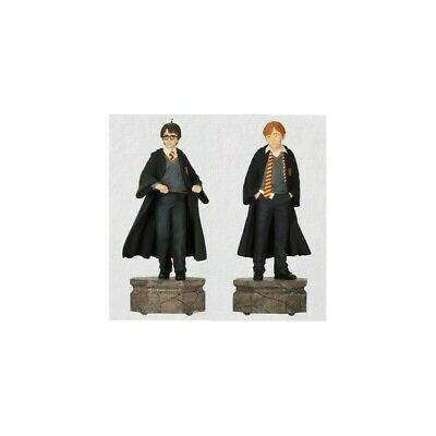 Hallmark 2019 Ornament - Harry Potter Collection: Harry Potter & Ron Weasley
