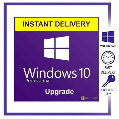 Upgrade Windows 10 Home to Pro key - Windows 10 Pro Retail Key