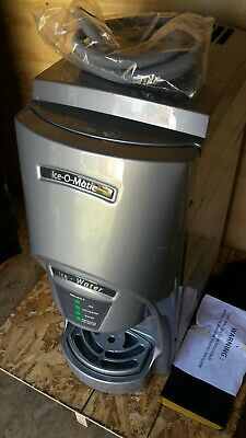 Ice-O-Matic GEMD270A 273lb Air-Cooled Nugget Pearl Ice Machine & Water Dispenser