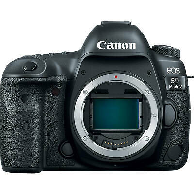 Canon EOS 5D Mark IV Body Only - Certified Refurbished