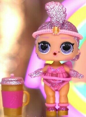 Lol Surprise doll SPARKLE SHOW BABY 💖 NEW & 100% AUTHENTIC 💖BLIND BAGS SEALED