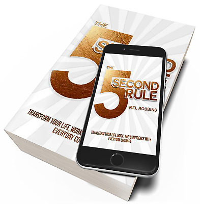The 5 Second Rule - Mel Robbins - Transform your Life [DIGITAL BOOK]