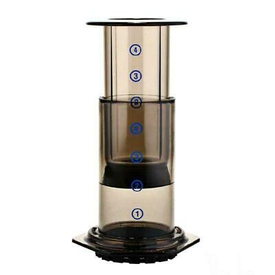 Filter Glass Espresso Coffee Maker French Press Cafe Pot For AeroPress Machine