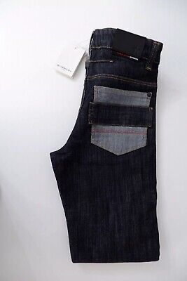 Givenchy NEW boys Jeans Age 12 Years Rrp £137 BNWTS