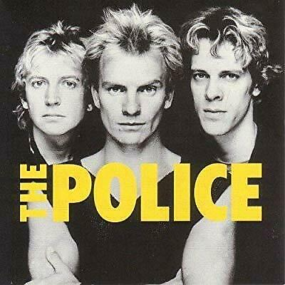 The Police, The Police, Used; Good CD