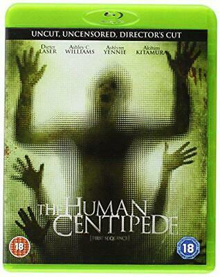 The Human Centipede [First Sequence] (Directors Cut) [Blu-ray], New, DVD, FREE &
