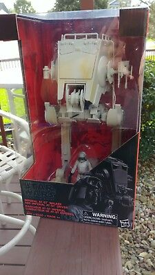 """Star Wars Imperial At-St Black Series Walker Driver Scout Rotj Esb Anh Tfa 3.75"""""""