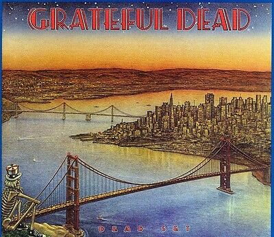 Grateful Dead, The Grateful Dead - Dead Set [New CD] Bonus Tracks, Rmst, Digipac