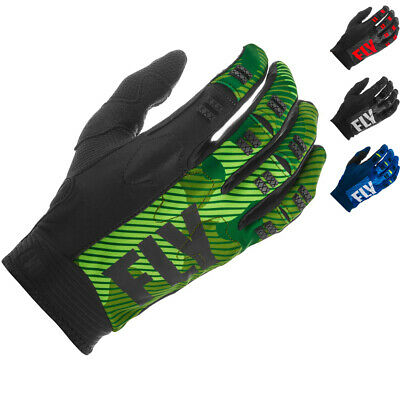 Fly Racing 2020 Evolution Motocross Gloves Vented Armoured Protective Race Glove