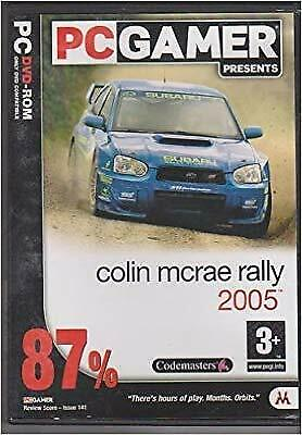 COLLIN MCRAE RALLY 2005, , Used; Good Book