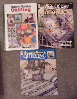 7 Quilting Books
