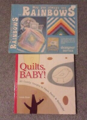 5 Baby Quilting Books