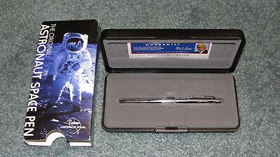 New In Box The Original Astronaut Space Pen Fisher Pen Black Ink Made In Usa