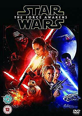 Star Wars: The Force Awakens [DVD] [2015], , Used; Very Good DVD