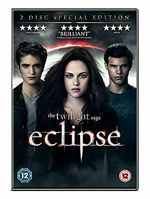 The Twilight Saga: Eclipse (2 Disc Special Edition) [DVD], , Used; Good DVD