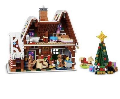 Lego Gingerbread House #10267Brand New - Just Released