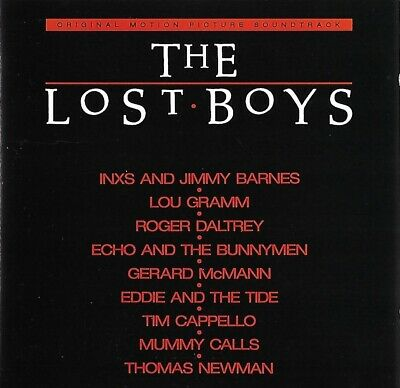 The Lost Boys (Original Soundtrack) - INXS & Jimmy Barnes, Echo & the Bunnymen