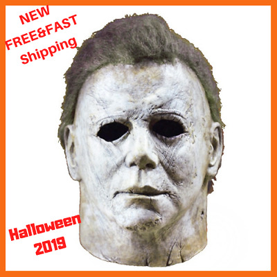 Original Michael Myers Halloween 2019Mask Officially Licensed by Treat Studios