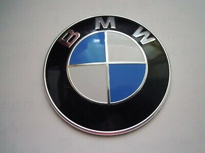 Original BMW Emblem Plakette  Heckklappe 82mm  51147057794 TOP