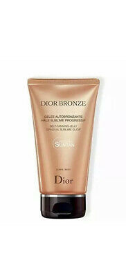 Dior Bronze Self-Tanning Jelly Gradual Sublime Glow for Body