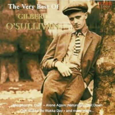 The Very Best Of Gilbert OSullivan CD Highly Rated eBay Seller, Great Prices