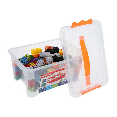 240pcs Lot Learning Resources Math Snap Cubes Blocks Counting Building Color