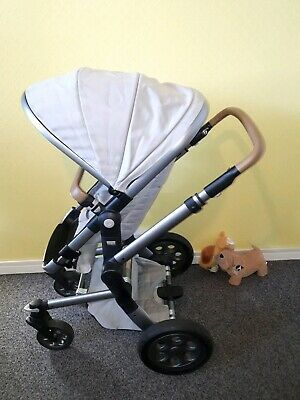 Joolz Day Pushchair raincover cosytoes