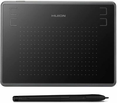 Huion H430P Graphics Drawing Tablet Battery-free Pen Tablet 4096 4.8 x 3''