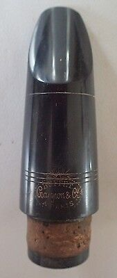 """ENHANCED BUFFET BOTTOM LOGO 1.22mm .048"""" by CHEDEVILLE Bb CLARINET MOUTHPIECE"""