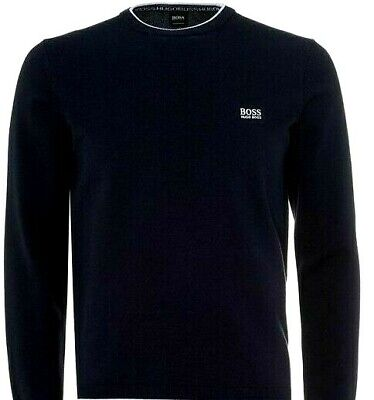 Hugo Boss Long Sleeve Men's Jumper - Perfect for winter and Fall