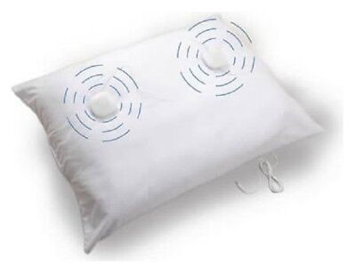 RETURNED Sound Oasis Sleep Therapy Pillow Noise Machine