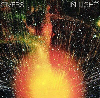 In Light, GIVERS, Used; Good CD