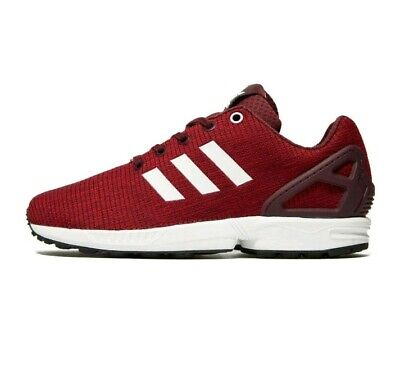 Adidas Originals ZX Flux Junior Ladies Trainers Size: 3.5