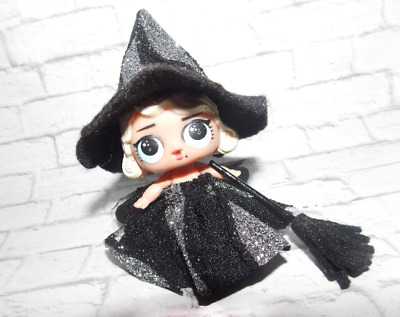 Glitter LOL Doll Surprise Big Sister Clothes- fonderfull silver Witch Halloween