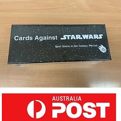 Cards Against Star Wars, Best Board Game In Galaxy, AU Stock