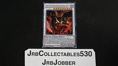 YUGIOH! HOT RED DRAGON ARCHFIEND ABYSS HSRD-EN041 ULTRA 1st