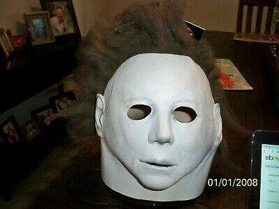 Halloween Mask  Michael Myers  [Trick Or Treat Studios] Sculpted By Justin Mabry