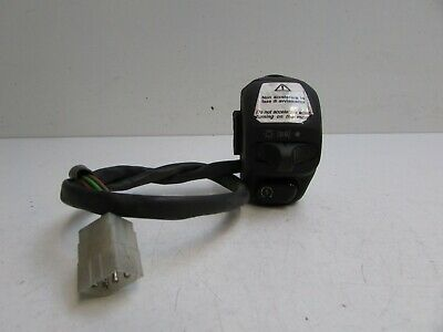 Italjet Dragster 180 Right Hand Switch J20 A
